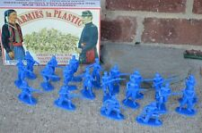 Civil War Union Zouaves 76th Pennsylvania Infantry 1/32 54MM Armies in Plastic