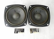 Vtg AR Teledyne Acoustic Research SAT 660 Speaker Genuine OEM Parts VS2 4""