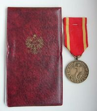 POLISH POLAND WWII 1939 1945 WAR  WARSAW MEDAL rare AFTER 1991 III RP marked