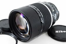 Nikon NIKKOR 135mm f/2 RF D AF A/M DC Lens w/filter Exc++ from Japan