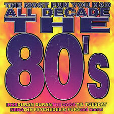 Most Fun You've Had All Decade: 80s