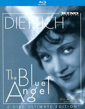 The Blue Angel (Blu-ray Disc, 2013, 2-Disc Set, Ultimate Edition)