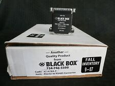 Black Box, IC1478-F, RS-232 to RS-485 Converter  **New**