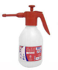 2L Pressure Sprayer Bottle Red Top Spray For Heavy Duty Chemicals Glycol Acid