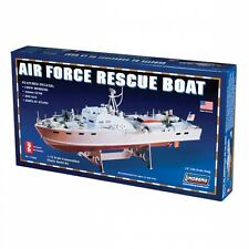 Lindberg Model Kit  - 1/72 Air Force Rescue Boat