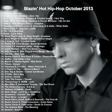 Promo Video Compilation DVD, Blazin Hot Hip Hop Octoberr 2013, NEW ONLY on Ebay!