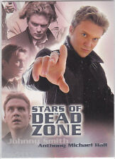 DEAD ZONE SEASON 1 AND 2 STARS OF THE ZONE INSERT SET