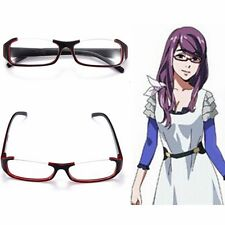 Tokyo Ghoul Kamishiro Rize  Anime Costume Cosplay  Glasses