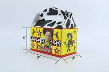 Toy Story jessie happy birthday party decoration supplies Treat box