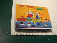 original Very Clean FISHING GAME battery operated in box,  purchased 1984 taiwan