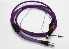 ISOKINETIK INDIGO STRAIGHT TONEARM CABLE FOR SME JELCO GRAHAM ROKSAN TONEARMS