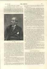 1894 Mr Albert Interpreter To Criminal Courts