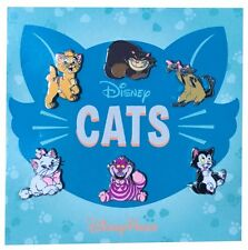 2015 Disney Cats Booster Set of 6 Pins N4