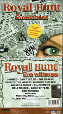 Royal Hunt - Eyewitness (limited edition, 2003) John West, Melodic Power Metal