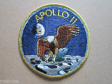 Apollo XI 11 Woven Cloth Patch Badge