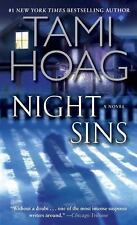 Night Sins by Tami Hoag (1995, Paperback)