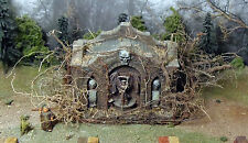 Painted Forgotten Tomb with Overgrowth - Works with Dwarven Forge and DnD D&D