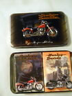 Harley Davidson Playing Cards and Tin New
