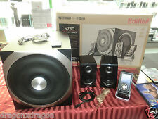 EDIFIER s730 PC GAMING 2.1 Sound System/altoparlanti in scatola originale, 2j. GARANZIA