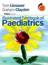 Illustrated Textbook of Paediatrics, Tom Lissauer, Good, Hardcover