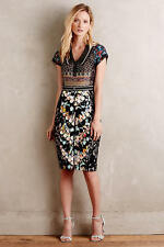 NWT Anthropologie ​Margot Pencil Dress by Beguile Byron Lars Size 8