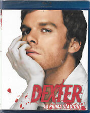 DEXTER Stagione 1 4 disc -BLU RAY NUOVO