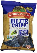 Garden of Eatin' Blue Corn Tortilla Chips, 1.5 Oz  (Pack of 24)