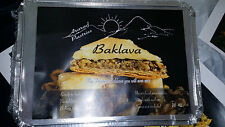 The freshest Baklava you will ever eat