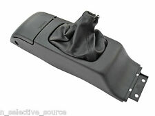92-95 Civic Hatchback Center Console BLK Leather Shifter Boot Cupholder EG6 B16