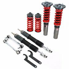 Godspeed Mono-RS Coilover Suspension Kit Fit 2009-2015 BMW X1 sDrive E84 RWD
