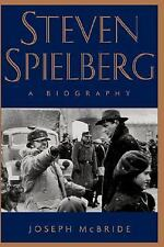 Steven Spielberg: A Biography-ExLibrary
