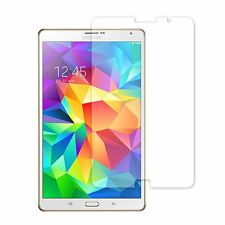 "CLEAR SCREEN PROTECTOR TOP QUALITY COVER FOR SAMSUNG GALAXY TAB S 8.4"" T700"