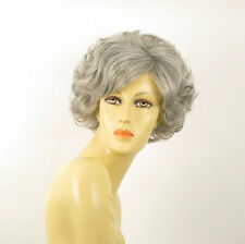 short wig for women gray ref: MATHILDE 51 PERUK