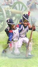 THE COLLECTORS SHOWCASE FRENCH NAPOLEONIC CS00484 OLD GUARD HOLDING WOUNDED MIB