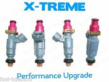 Set of 4 BOSCH UPGRADE Injectors 1995-00 Toyota Tacoma, 23250-75040, 23209-79085
