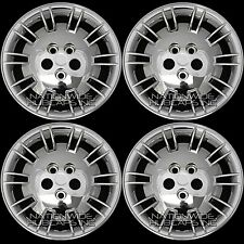 "4 CHROME 05-11 Chrysler 300 Charger Magnum 17"" Bolt on Hub Caps Rim Wheel Covers"