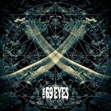 X by The 69 Eyes (CD, Oct-2012, Nuclear Blast)