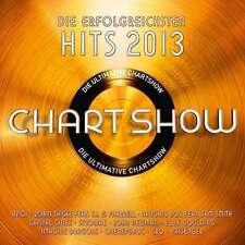 DIE ULTIMATIVE CHARTSHOW - DIE ERFOLGREICHSTEN HITS 2013 - 2CD * NEW *