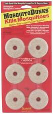 NEW Summit Chemical 110-12 Mosquito Dunks 6 pack  Biological Mosquito Control *