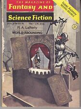 The Magazine of Fantasy And Science Fiction #247 MP 1971 - Isaac Asimov