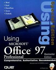 Special Edition Using Microsoft Office 97, Professional Best Seller Edition (2nd