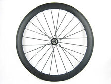 Ultra light weight wheel,50mm deep clincher rear carbon wheel,700C fast shipping