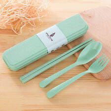 Tableware Cutlery Set Environmental Spoon Fork Chopsticks For Travel Camping