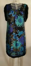 Women's Phase Eight Multi-Color Floral Party/Occasion Dress UK Size 10