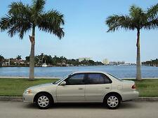 Toyota : Corolla 4dr Sdn LE