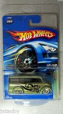 HOT WHEELS DAIRY DELIVERY TATTOO HUTS VAN T-HUNT 12 of 12 DIE CAST CAR new in pk