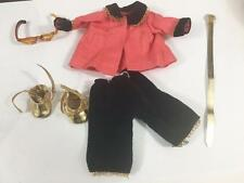 Vogue Ginny Doll TV Outfit Only #46 1953 Gadabout Series Lounging Set Glasses