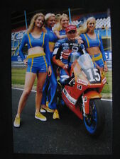 Photo Presentation Dutch Wild Card Riders 125cc Dutch TT Assen 2002 #4