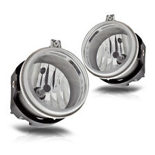 Fog Light For 06-09 Dodge Charger Clear Lens PAIR