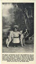 Ein Beitrag zur Findigkeit der ( Schweizer ) Post 1909